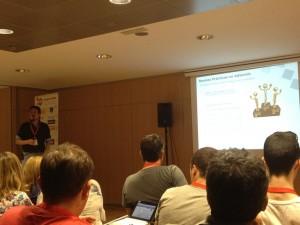 Taller Adwords en el Congreso Web 2012 de Zaragoza